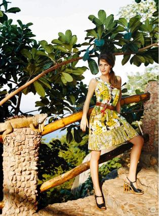 Paradise on Earth - elle uk