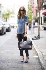 Femei care ne inspira: Olivia Palermo www.mauvert.com