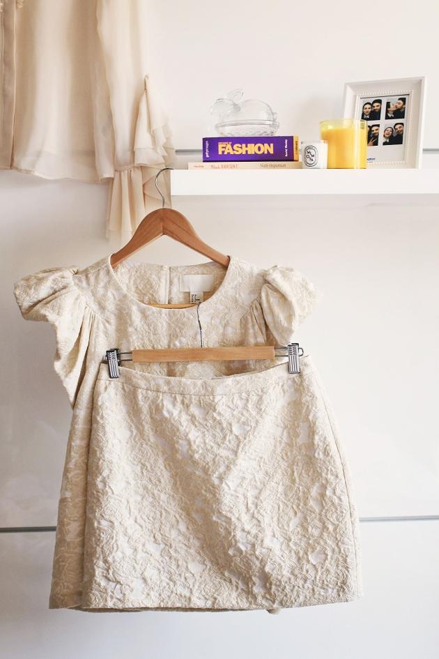 Fii prima care poarta H&M Conscious Exclusive! www.mauvert.com
