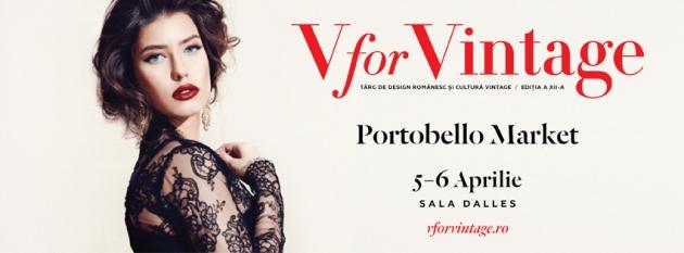 V for Vintage Portobello Market www.mauvert.com