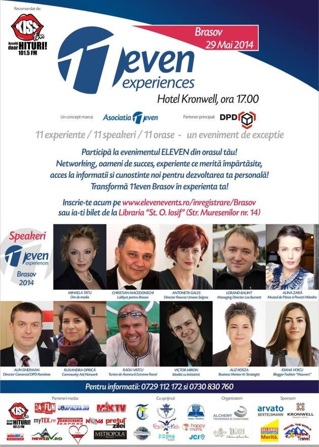 MAUVERT va da intalnire la 11even Experiences Brasov www.mauvert.com