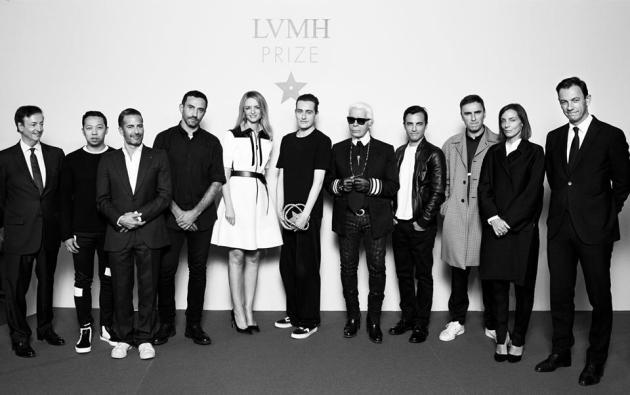 LVMH Prize 2014 jury