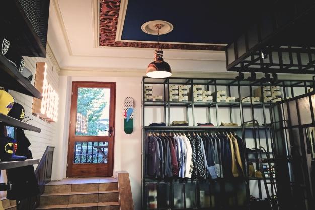 Veni, vidi, dragoste la prima vedere. URBN store., www.mauvert.com