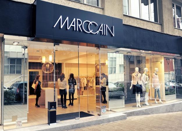 Marc Cain, Bucuresti, www.mauvert.com