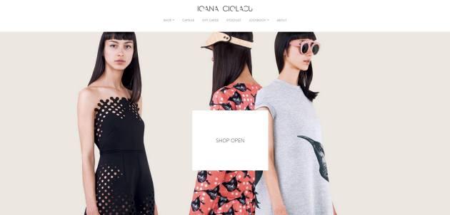 shop online Ioana Ciolacu