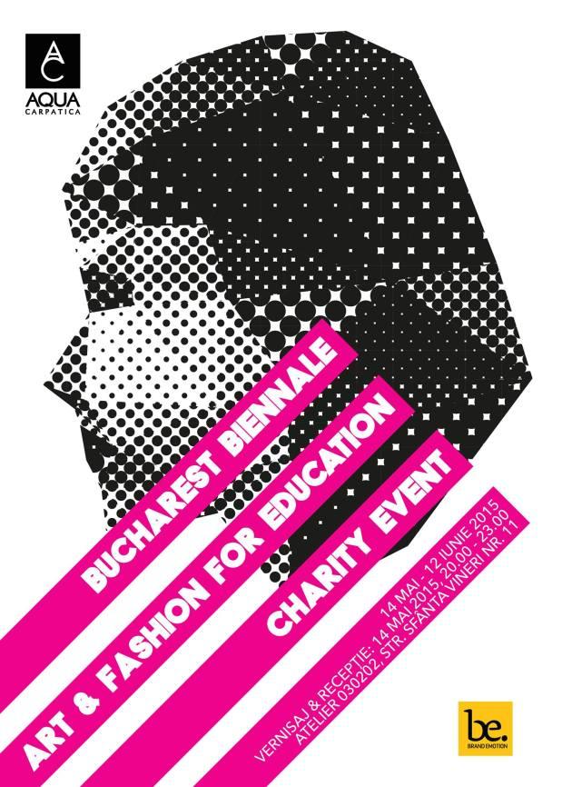 Art & Fashion, proiect caritabil, www.mauvert.com