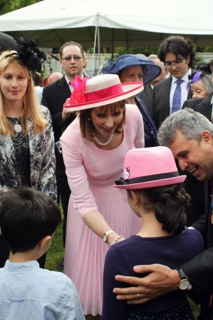 Garden Party, Casa Regala, www.mauvert.com