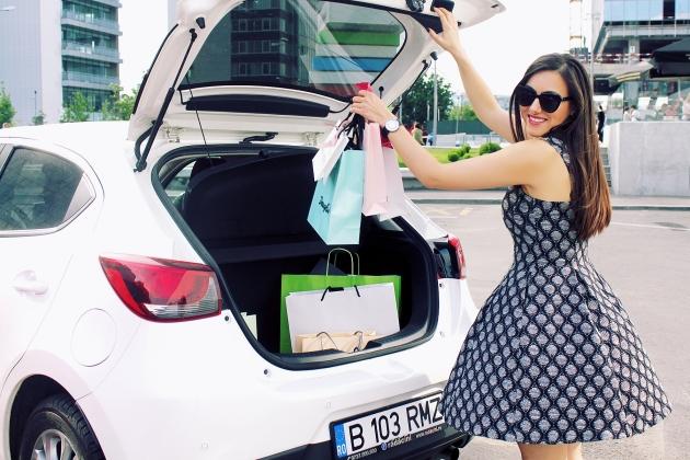 Mazda 2, shopping, www.mauvert.com