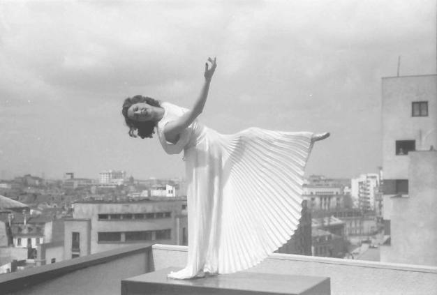 Deasupra Bucurestilor in anii 30 - foto Willy Pragher