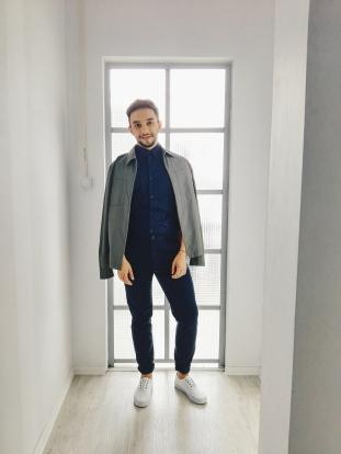 Claudiu Enescu, H&M, www.mauvert.com