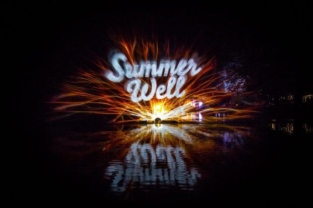 Foto: Bucuresti Optimist x Summer Well fantana