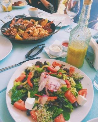 Restaurant Bacaro Port, Constanta