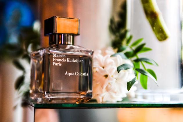Francis Kurkdjian, beautik haute parfumerie